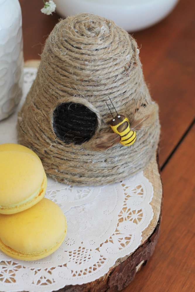 Bee Baby Shower Party Ideas | Photo 10 of 45 | Catch My Party #Baby #Bee #catch …  – category