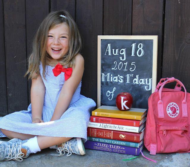 Τα πάντα για την οικογένεια και τα παιδιά! #firstdayofschoolsign