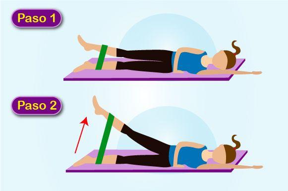 ejercicios gestation cuadriceps disadvantage comparsa elastica