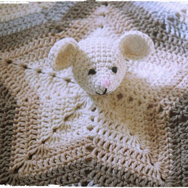 Baby-Schmusetuch. | Crochet Projects | Pinterest | Schmusetuch ...