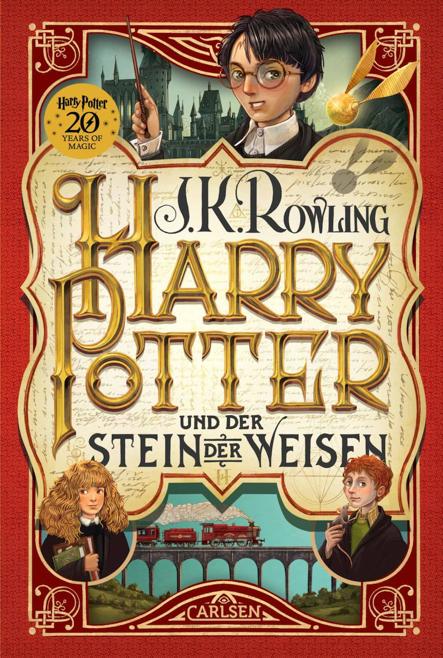 Https Vignette Wikia Nocookie Net Harrypotter Images C Cc German 2018 Hardback 01 Ps Png Revision Latest Cb 20180924203 Harry Potter Hogwarts Hp Harry Potter