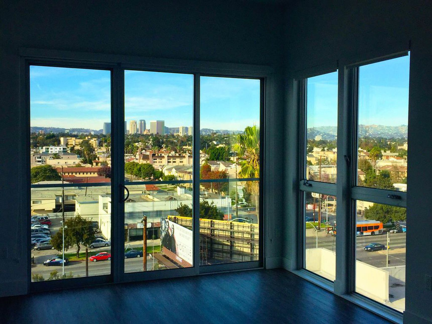 Los Angeles apartments What 2,700 rents in LA right now