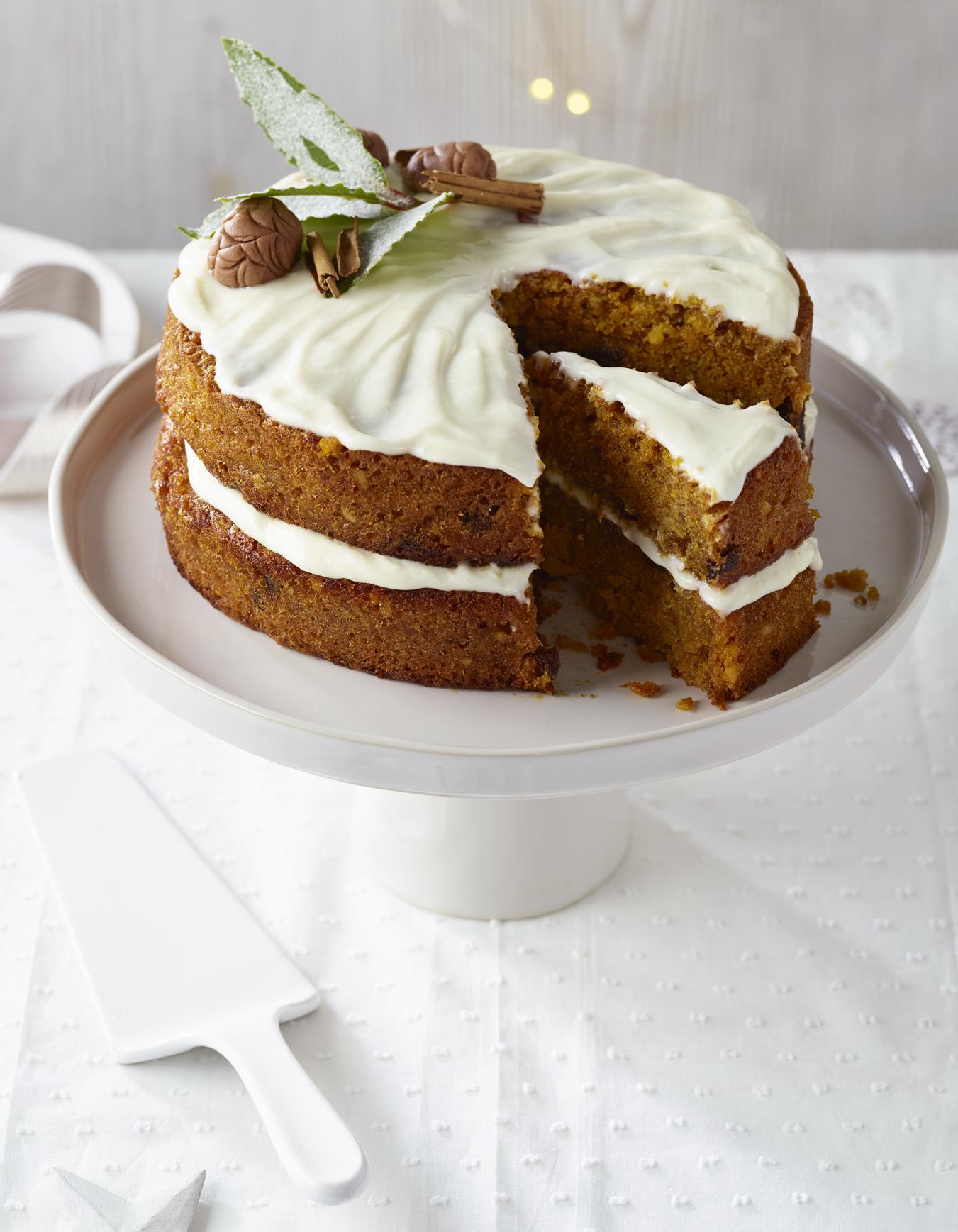 Winter garden carrot and parsnip cake | Recipe | Winter garden ...