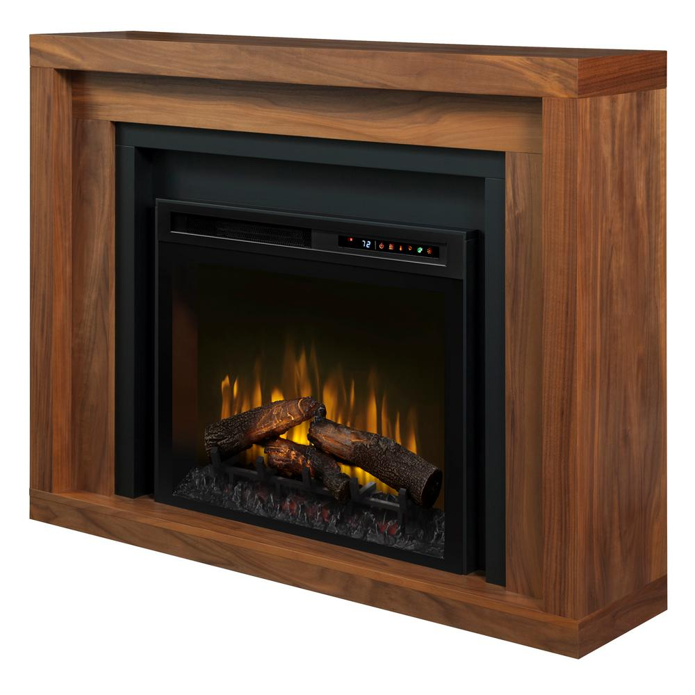 Dimplex Anthony 48 in. Electric Fireplace with Logs in