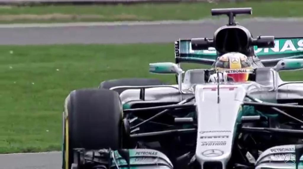 Mercedes AMG Petronas - An Evolution Of Speed (VIDEO)