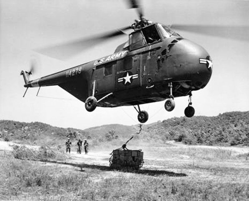 Sikorsky H-19 Chickasaw Multi-Purpose Transport Helicopter Image