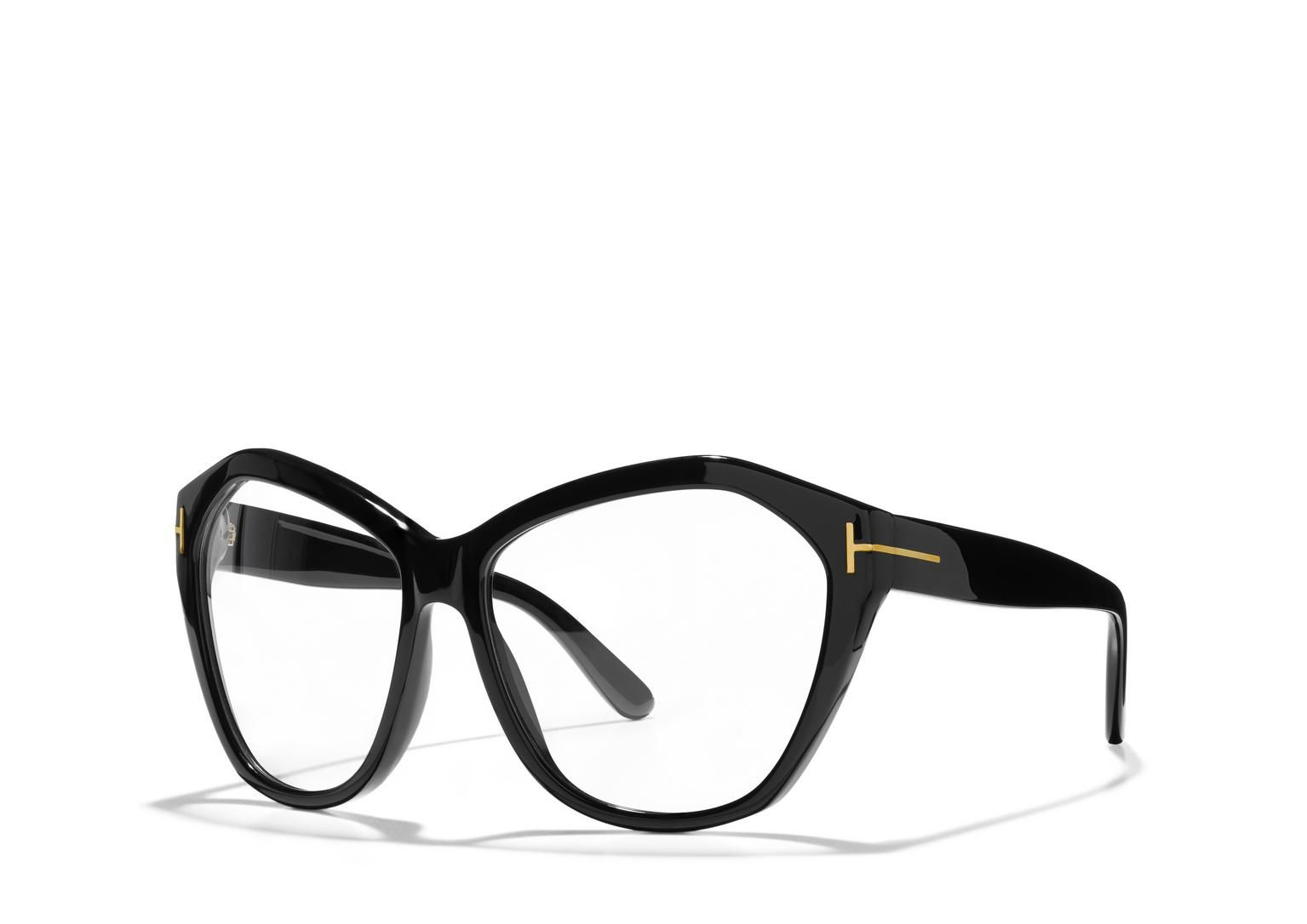 41d0f7f9fef2 4 Jill Scott s The View Tom Ford Black Reader Angelina Optical Glasses