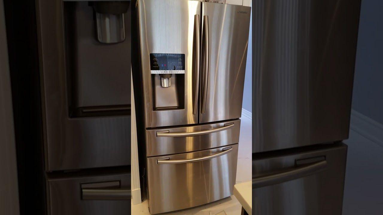Fridge refrigerator ice maker not working stuck solution