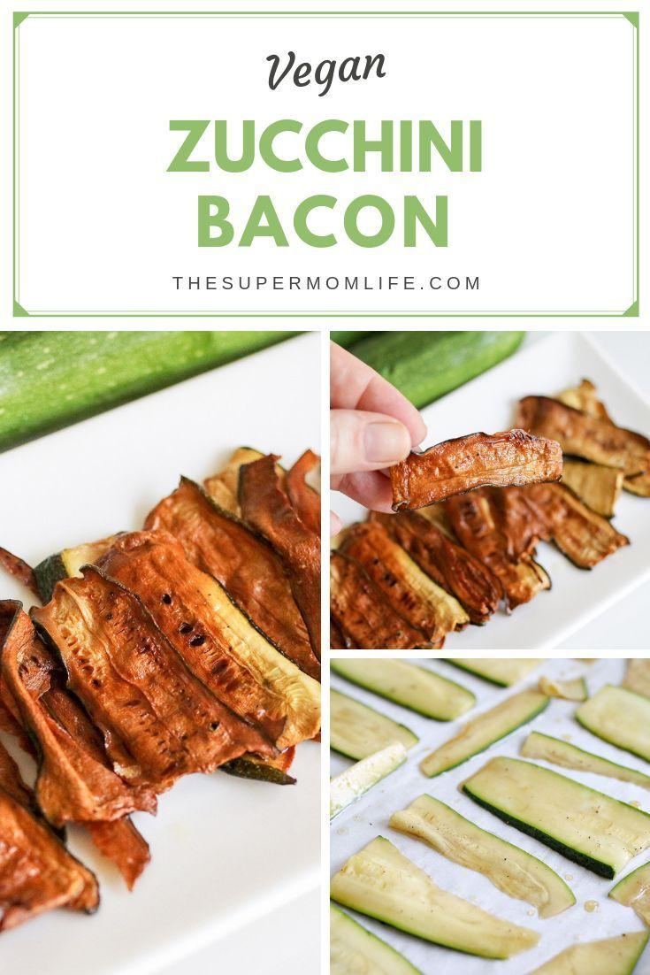 Vegan Zucchini Bacon