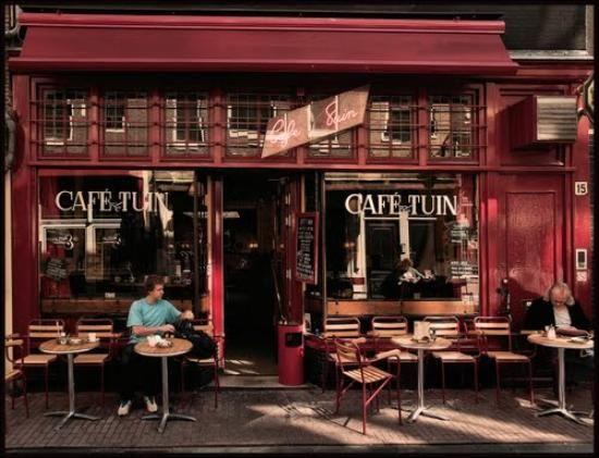 Cafe De Tuin Amsterdam Travel Amsterdam Netherlands