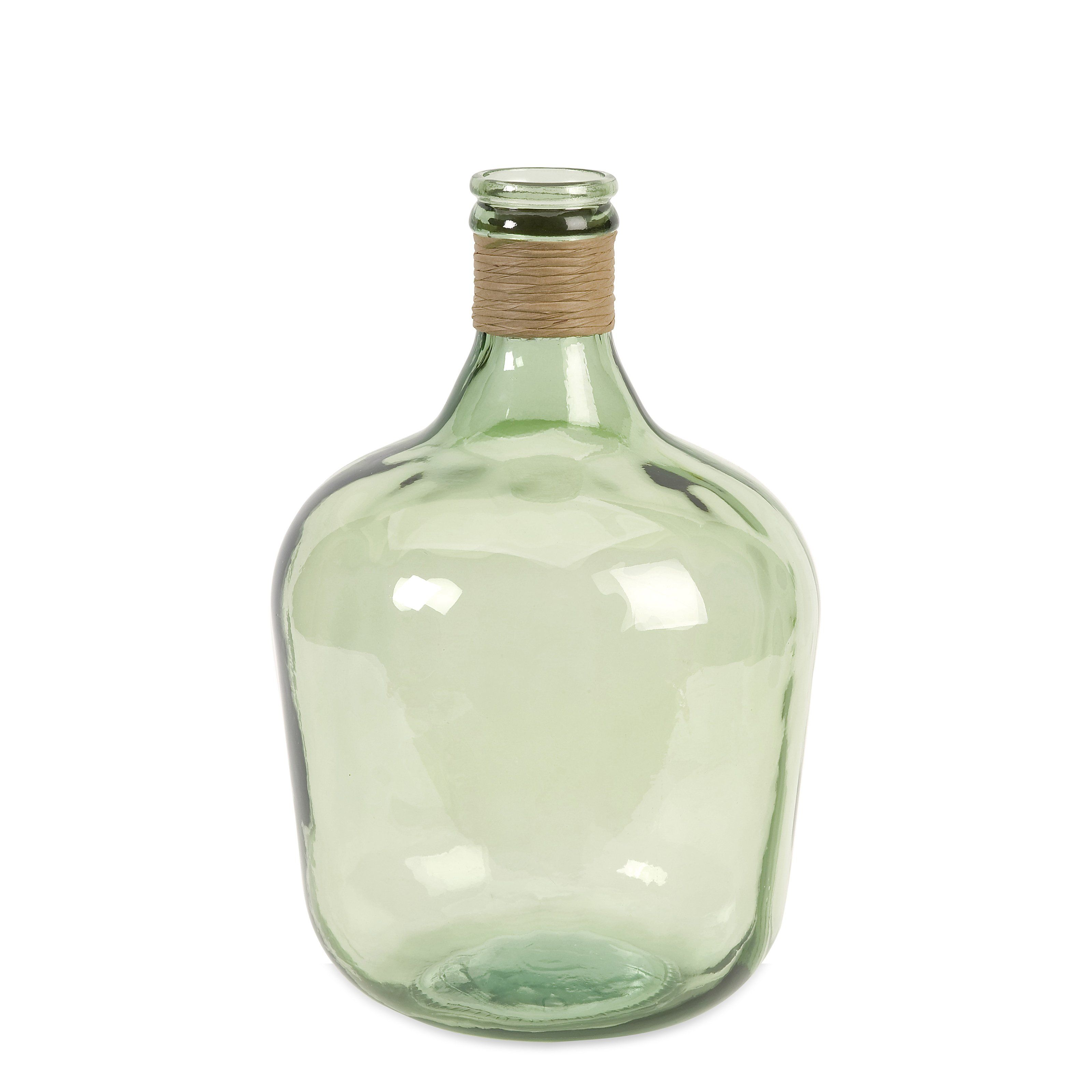 Have to have it. IMAX Courbet Recycled Glass Jug - $54.86 @hayneedle