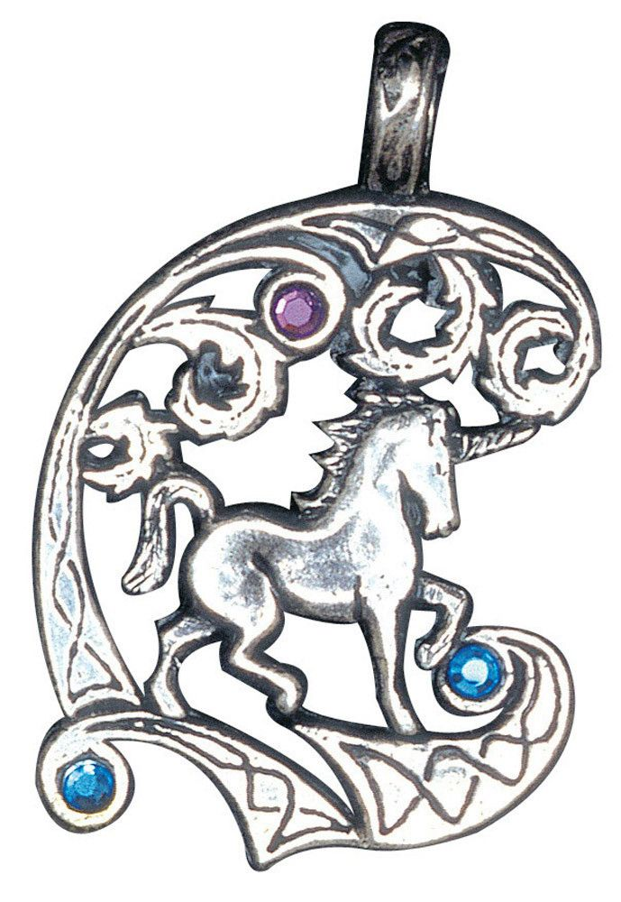 Unicorn For Protection And Healing Unicorns Symbols And Pewter