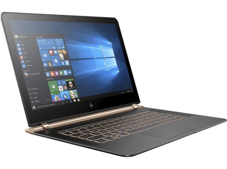 Hp Portatil Hp Spectre 13 V101ns 13 3 Fhd Intel Core I7 7500u
