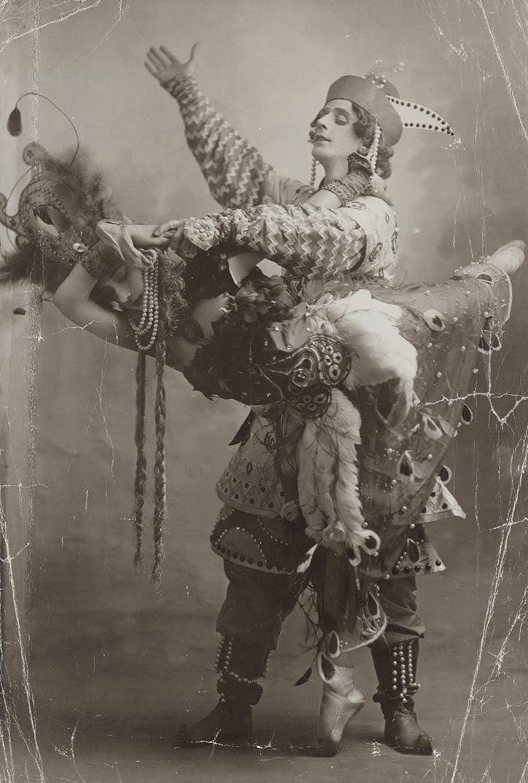 Ballet Russe Costume
