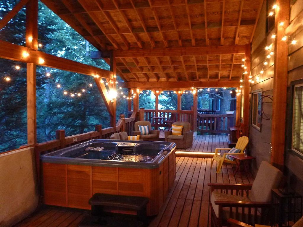 Log Cabin Kinds The Very Best Facets Of Log Cabin Sets And Celebrities Outstanding Cabin In The Woods Cabin Hot Tub Hot Tub Room Cabin Homes