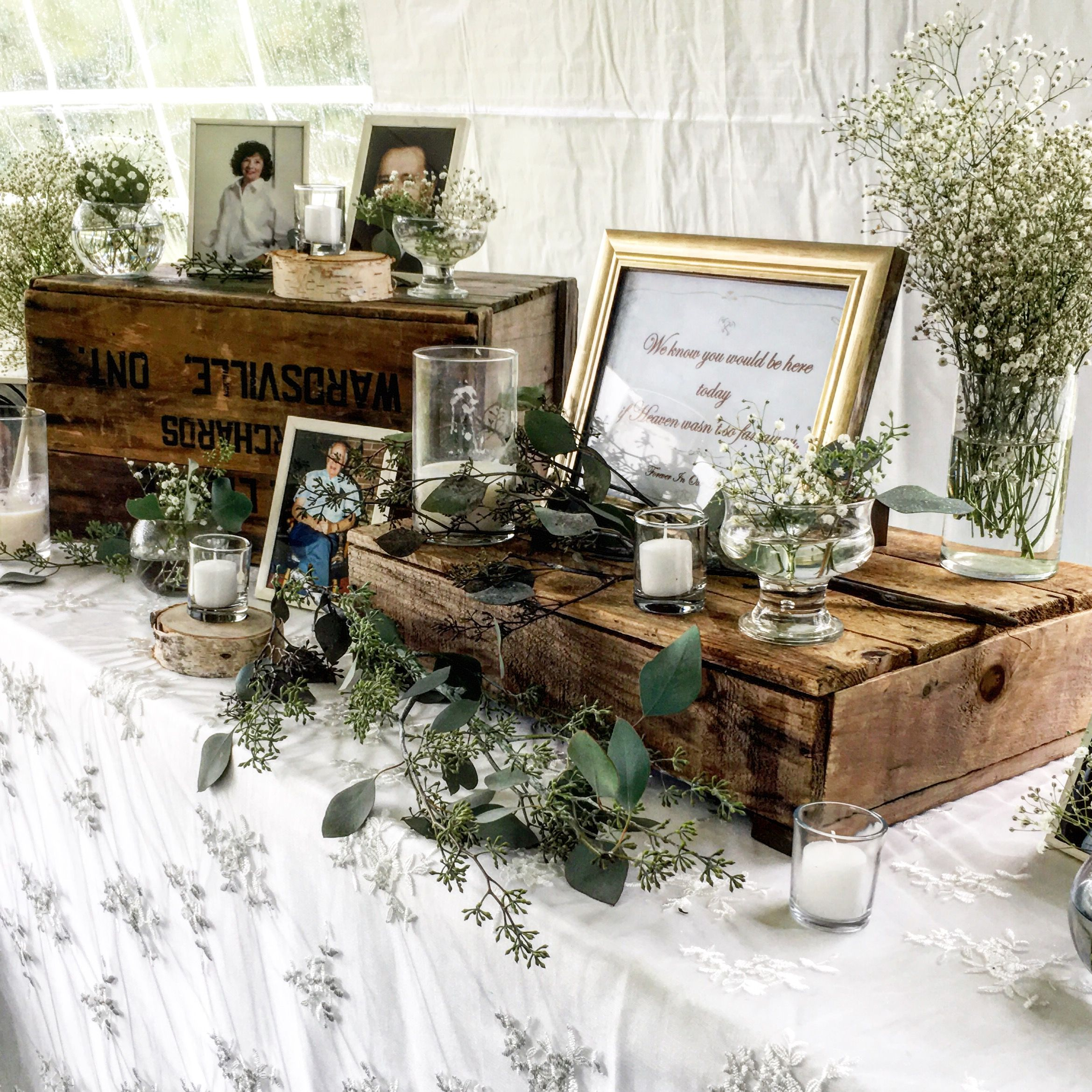 Gift Table At Wedding Reception: Pin By Nara Yoon On Phototable In 2019