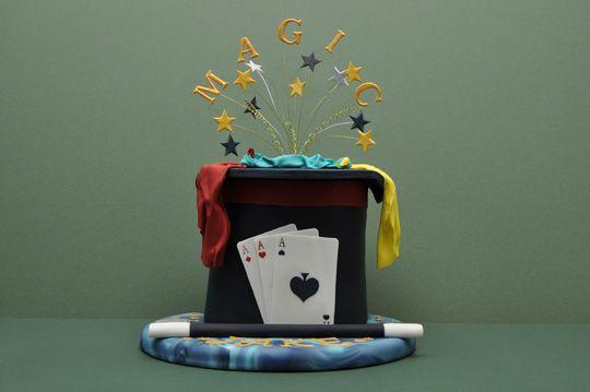 Magic Birthday Cake