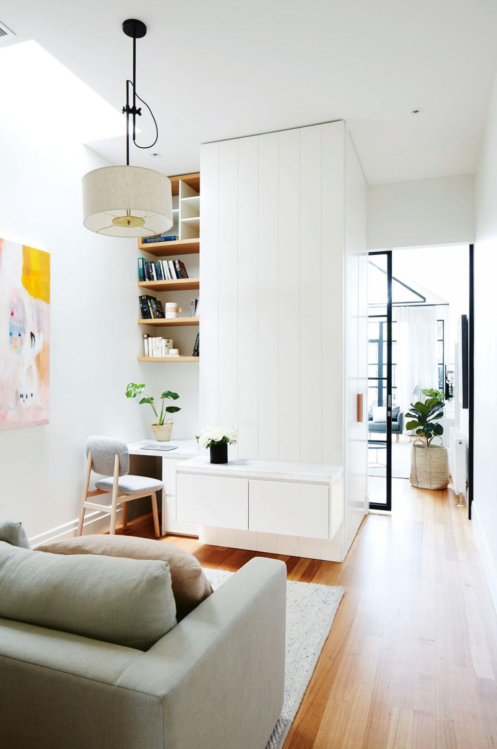 Modern Makeover of a Victorian-Era Terrace House in Melbourne ...