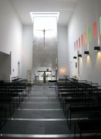 Chapelle Saint Joseph - Eze - Architectes : Olivier Tampon-Lajariette, Jospeh Nieto, Pascal Ceillier - 2010