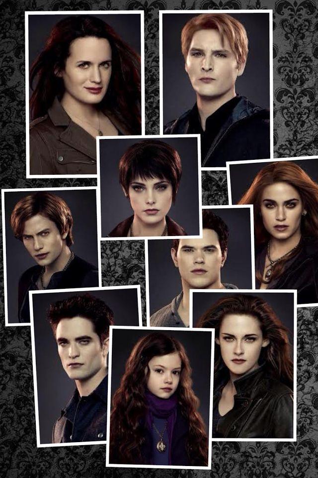 The Cullen Family Twilight Saga Twilight The Cullen