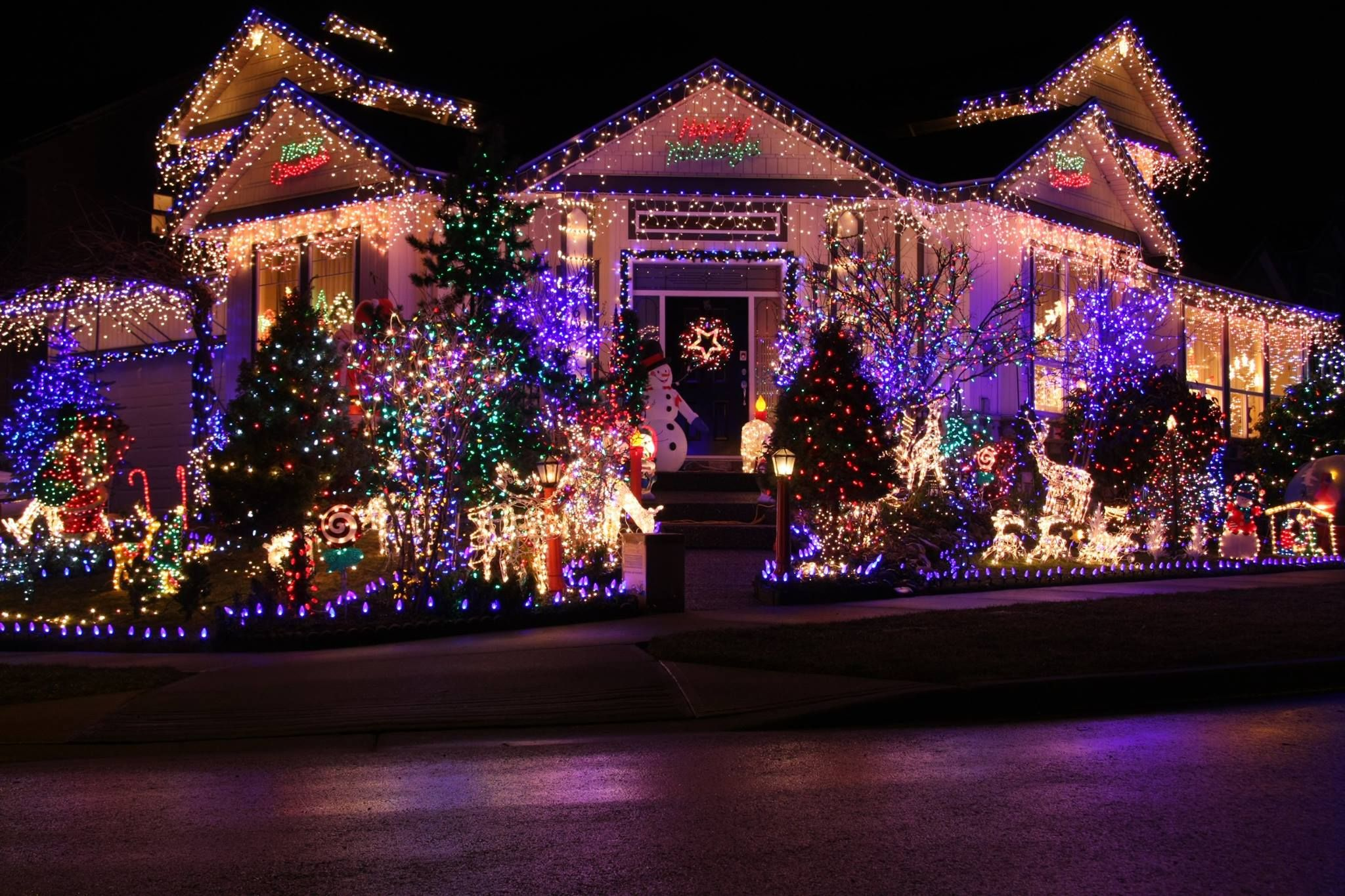 Pin By Tricia Farley On New6 Christmas House Lights Best Christmas Lights Best Christmas Light Displays