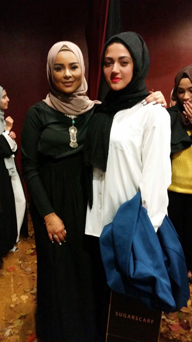 Hijabesta, hijab, scarf, autumn outfit ideas, muslim fashion | Casually somewhere blog by be_es_ | benish es, Habiba da silva