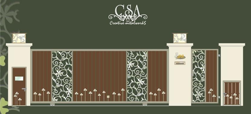 Sliding Gate Designs Pictures Google Search Gates Pinterest Sliding Gate Gate Design