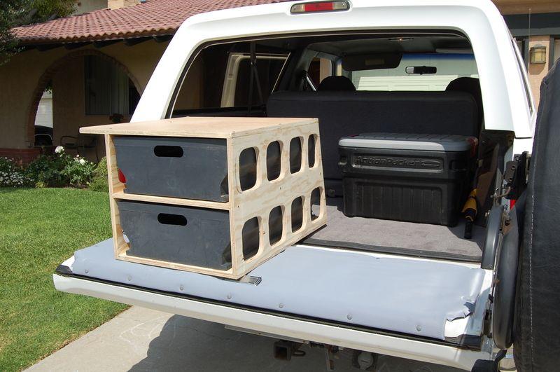 4wd Storage Drawers Plans Listitdallas