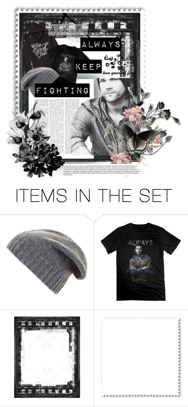 """""""Always Keep Fighting"""" by indigo-summer ❤ liked on Polyvore featuring art"""