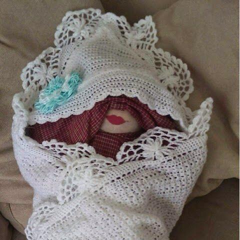 Baby wikkeldeken 1