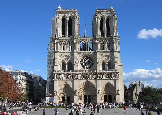 Notre Dame Van Parijs Parijs Lees Beoordelingen Van Echte Reizigers Zoals Jij En Bekijk Professionele Foto S Van Notre Dame Van P Parijs Kathedraal Frankrijk