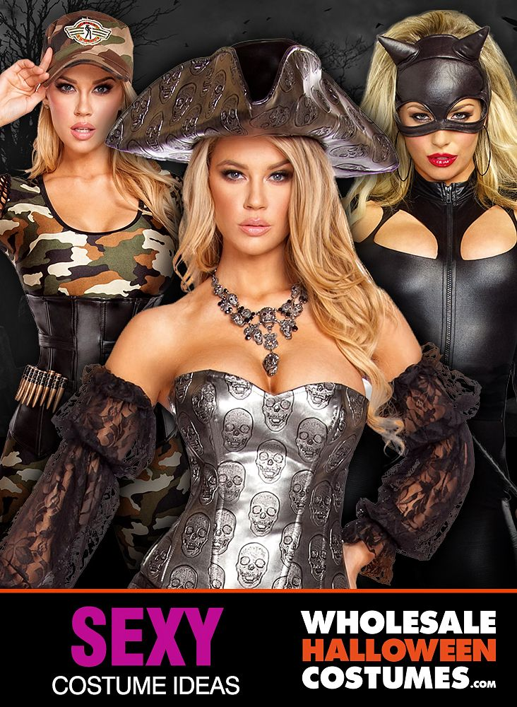 Check Out The Hottest Sexy Halloween Costumes, Licenses  Styles At - sexy halloween decorations