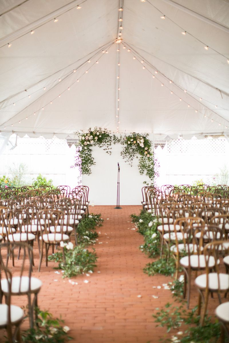 Ceremony Seating Found Vintage Rentals Bentwood Chairs Ceremony Wedding Nuptial Event Party With Images Darlington House May Wedding Colors Spring Wedding Colors