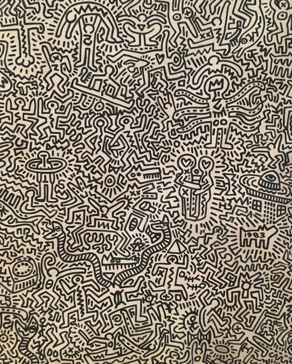 Felixinclusis Whitneymuseum Immafuster Keith Haring