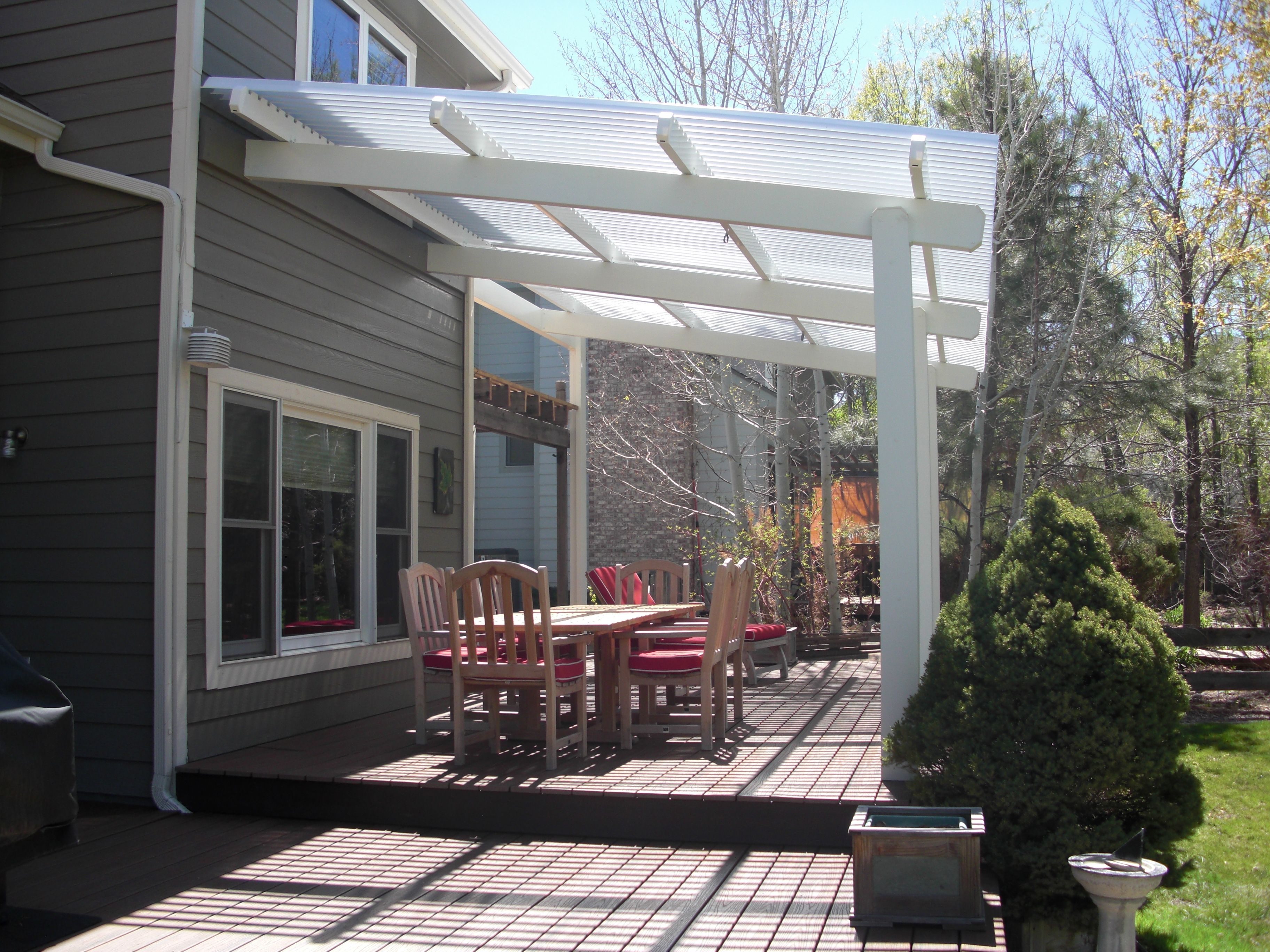 Adjustable Patio Cover - Opens and Closes | Pergola