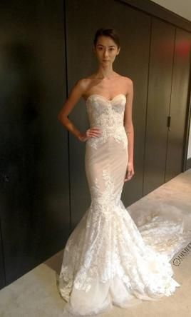 Spectacular Inbal Dror buy this dress for a fraction of the salon price