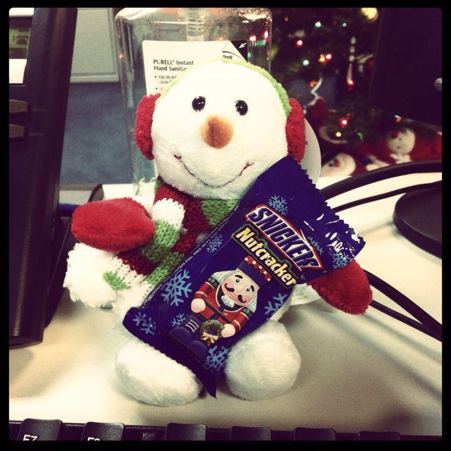 Secret Santa gift <3
