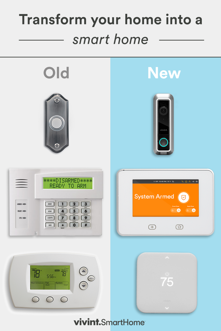Make Your Home A Smart With Vivints Suite Of Products New Customers