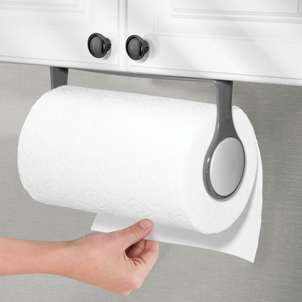 Plastic Wall Mount Under Cabinet Paper Towel Holder In 2020 Paper Towel Holder Towel Holder Wall Mounted Towel Holder