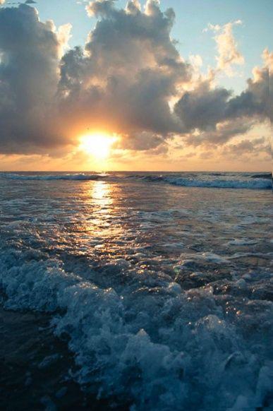 surf & sunrise by Sarah Treanor / 500px