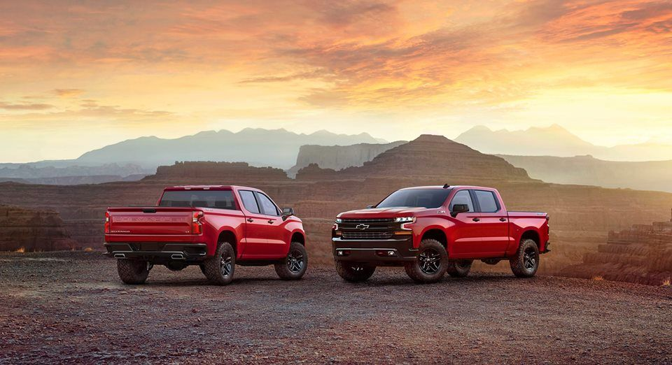 time to make some bumpers for the new 2019 chevy silverado chevy rh pinterest com
