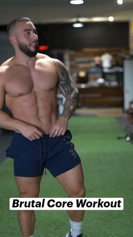 Brutal Core Workout
