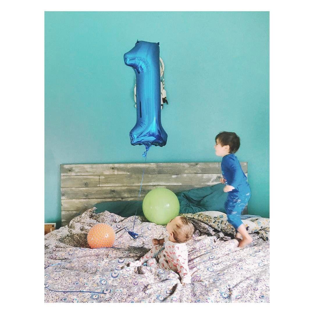Y así, en un abrir y cerrar de ojos...¡ya han pasado 12 meses! ❤️ ¡Feliz primer #cumpleaños Mael!