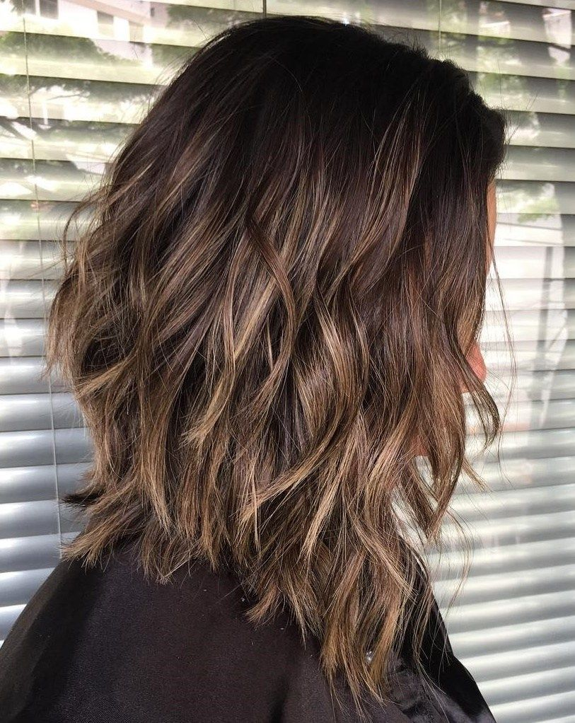 70 Brightest Medium Layered Haircuts to Light You