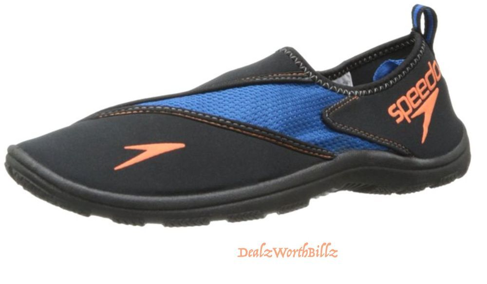 9734e86af0c5 men shoes Speedo Surfwalker Pro 2.0 Amphibious pull on Swimming Water Size  11  Speedo