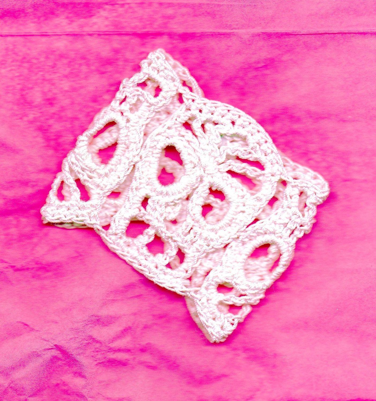El Trio Day Of The Dead Or Halloween Crochet Skull Cuff Bracelet ...
