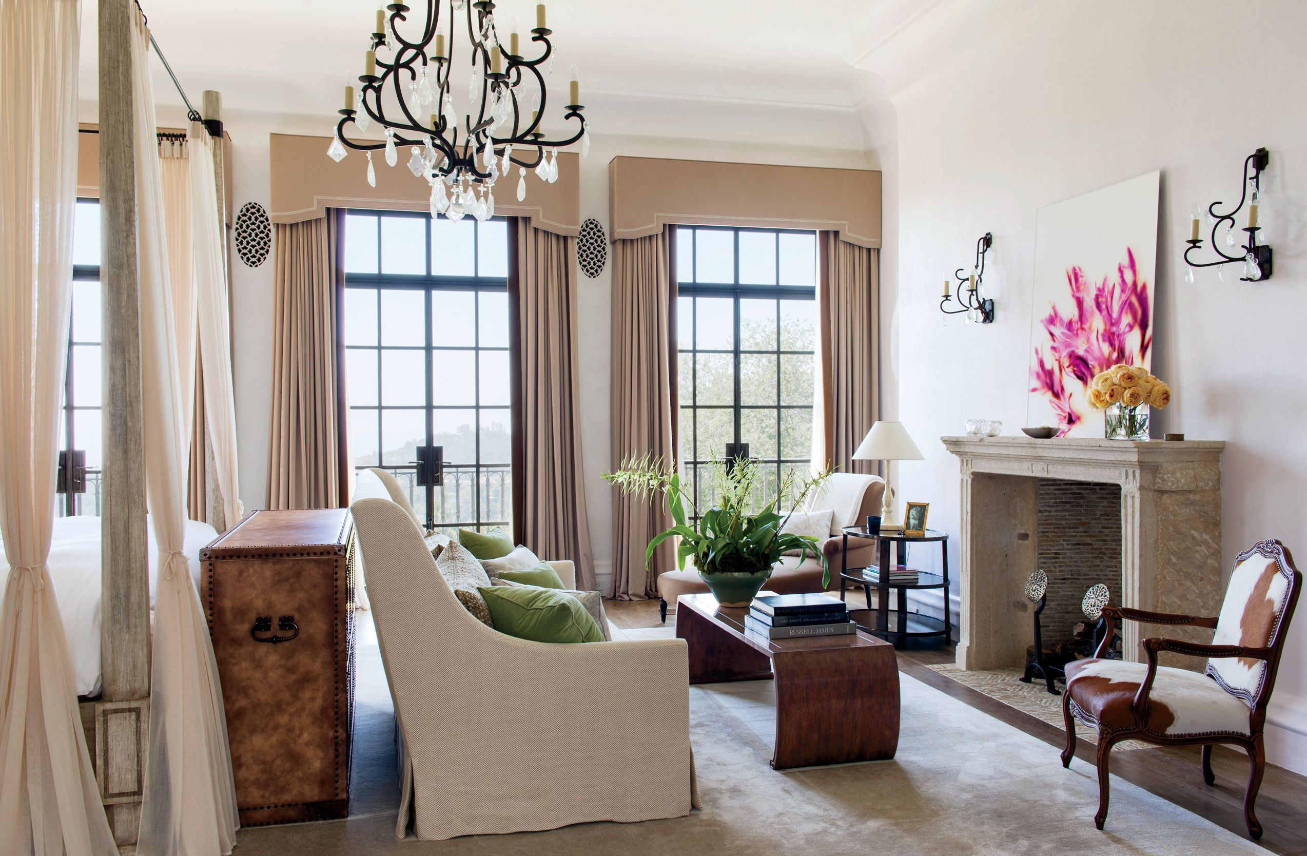 Traditional Bedroom by Joan Behnke & Associates Inc. and ...
