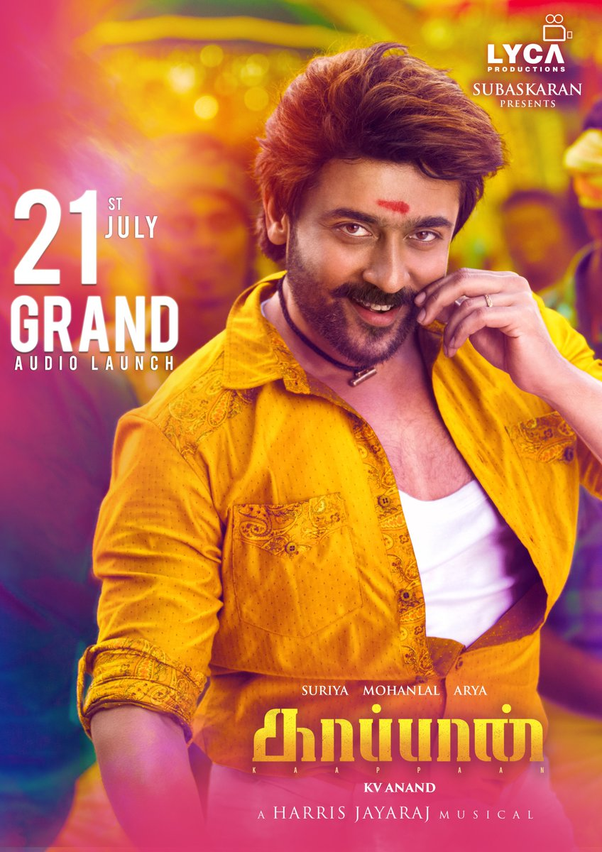 Lyca Productions On Twitter Surya Actor Free Movies Online Audio Songs