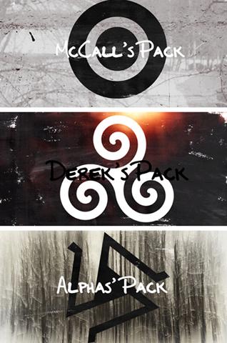 Teen Wolf Symbols Teen Wolf In 2018 Pinterest Teen Wolf