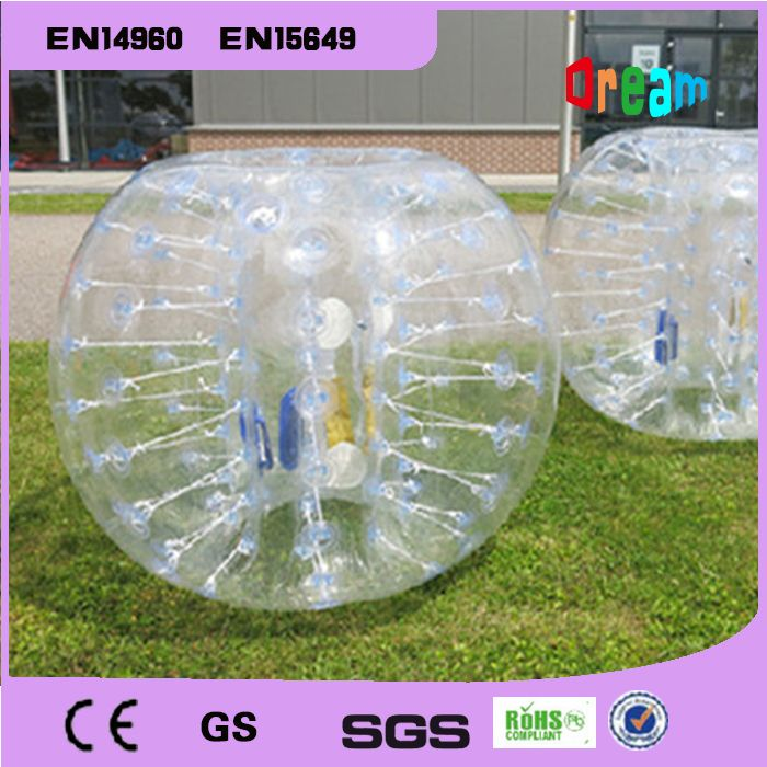 Free Shipping Inflatable Human Bumper Bubble Soccer Ball Toys 1 5m Tpu Loopy Ball For Outdoor Fun Sports Body Zorb Ball Bubble Soccer Xmas Gift Wrap Fun Sports